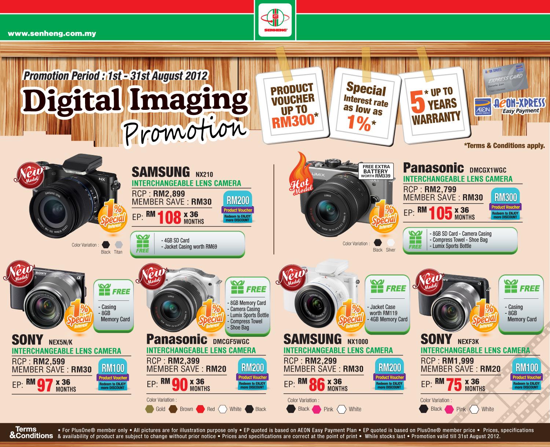Produk Kamera Digital Hanya Di Senheng