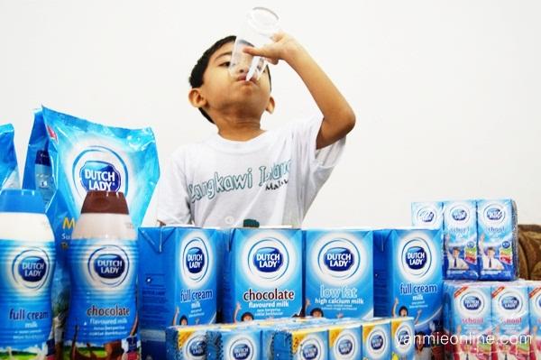 """""""Nikmati Susu Dalam 21 Hari"""""""