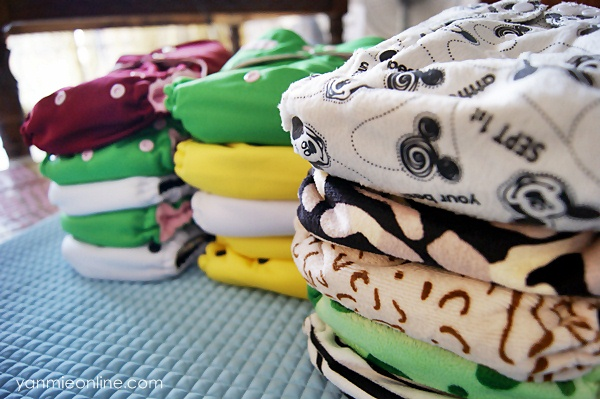 cloth diapers cd