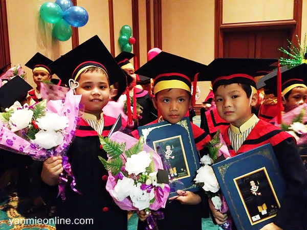 Grand Ihtifal Little Caliphs Bandar Puteri Klang Di Hotel Goldcourse
