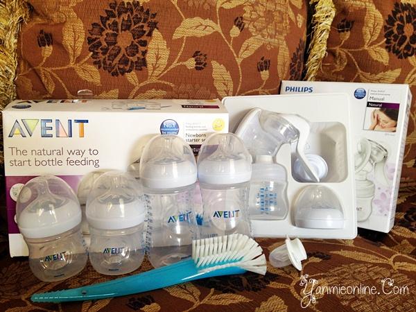 botol susu avent terbaru dan breast pump avent1 Kebaikkan Penyusuan Susu Ibu Kepada Bayi