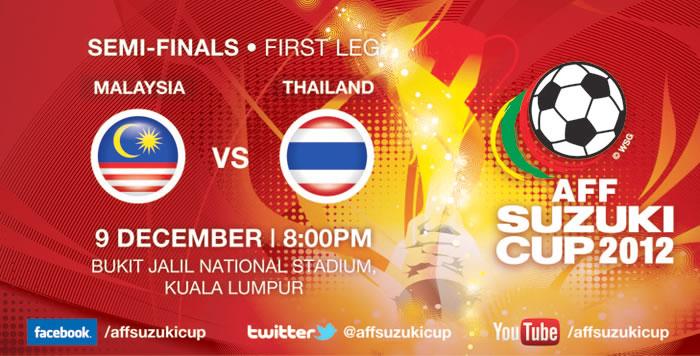 malaysia vs thailand 9 december 2012