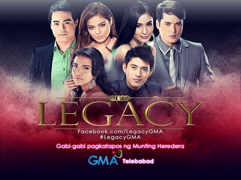telenovela legacy tv3