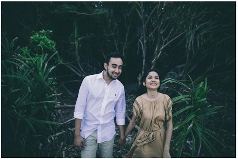 Gambar Pra Perkahwinan Liyana Jasmay Dan Fathudin