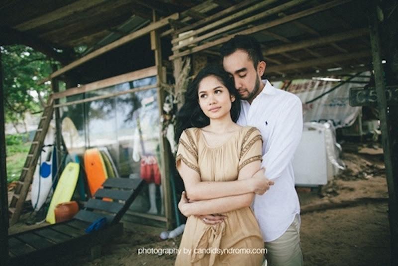Gambar Pra Perkahwinan Liyana Jasmay Dan Fathudin1