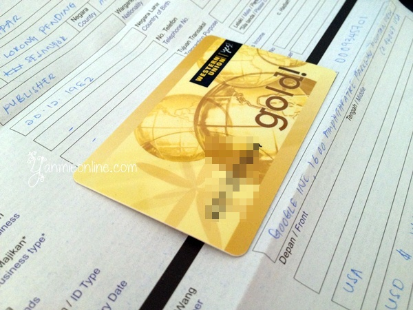 western union gold card11 Western Union Gold Card   Cashout Google Adsense