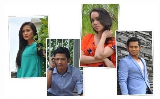 Drama Surat Dari Langit Biru Slot Samarinda TV3