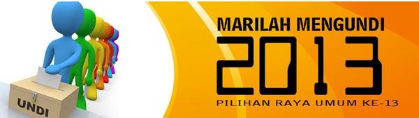 Semak Daftar Pemilih Secara Online di Laman Portal PRU131