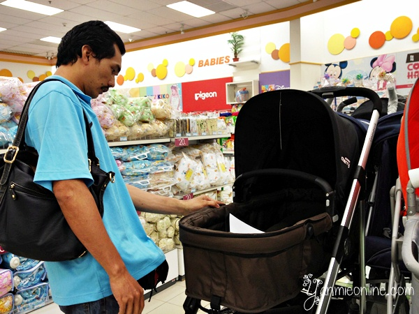 stroller sweet cherry1