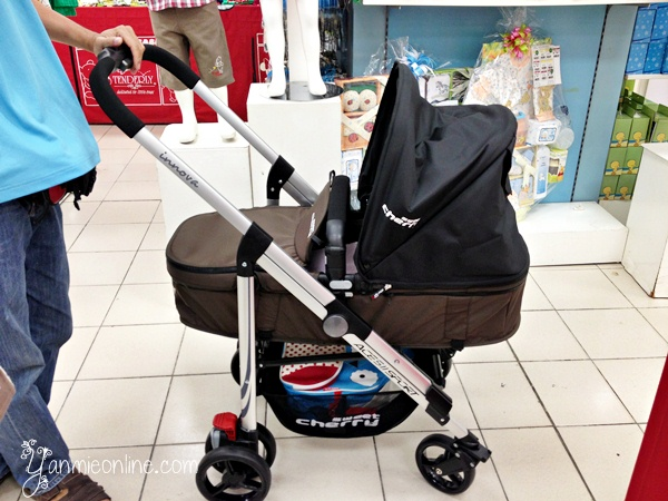 stroller sweet cherry3
