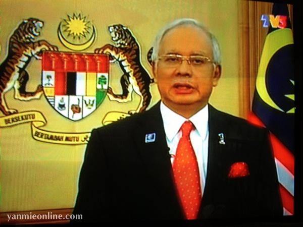 Tarikh Parlimen Di Bubarkan Hari Ini 4.3.2013