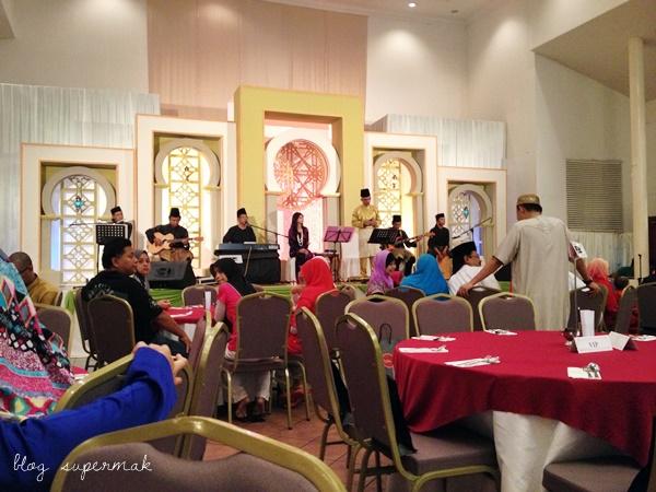 Iftar bersama Denaihati Network