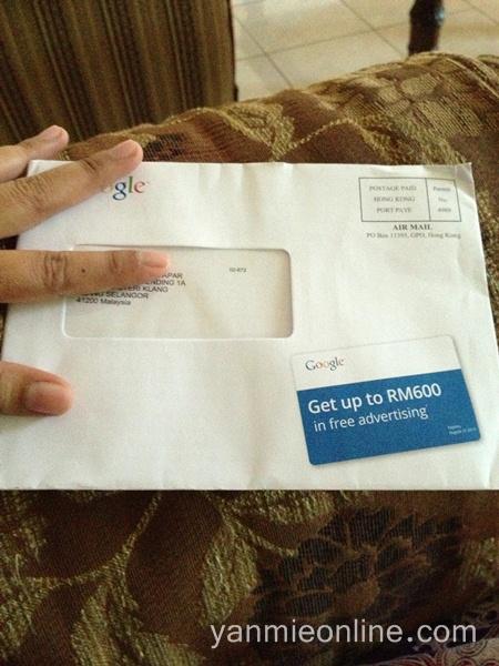 surat dari google