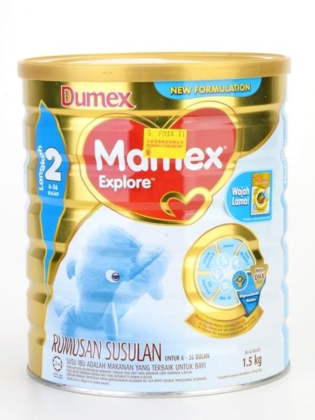 Mamex Explore Step 2 tercemar