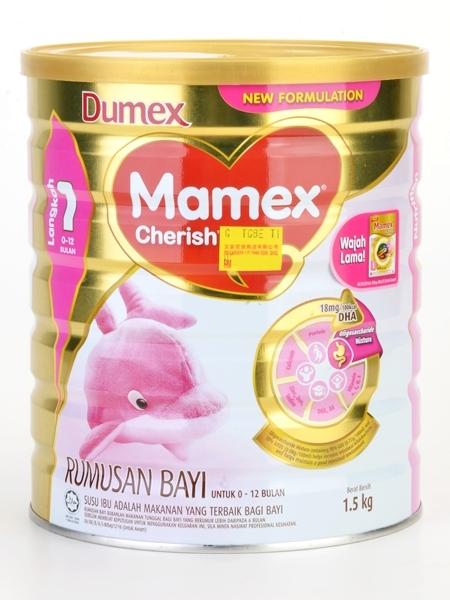 dumex mamex cherish tercemar