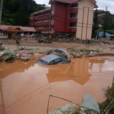cameron highland banjir lumpur1 Gambar Ringlet, Cameron Highland Banjir Lumpur