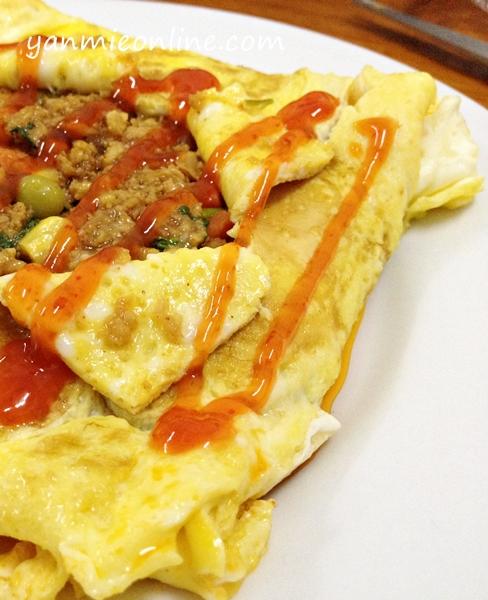 resepi telur bungkus