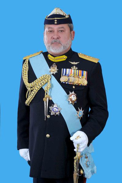 Sultan Ibrahim Iskandar