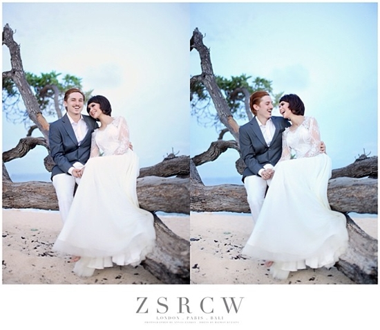 gambar pra perkahwinan Rozita Che Wan Dan Zain Saidin