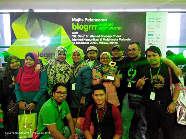 event blogrrr