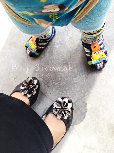 kasut baby