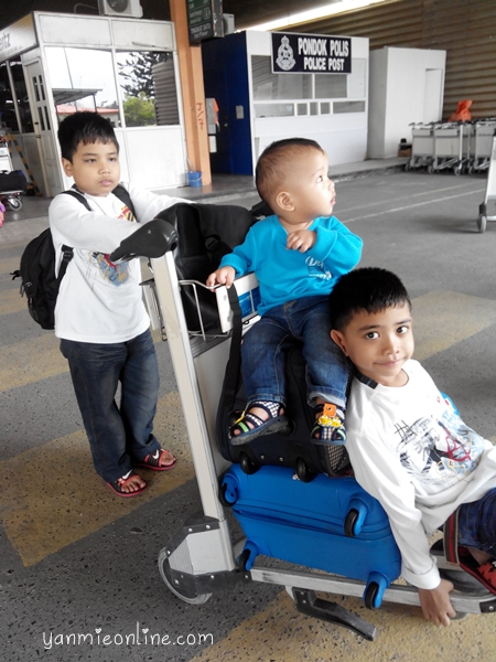 airport sandakan