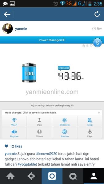 bateri lenovo yoga tablet