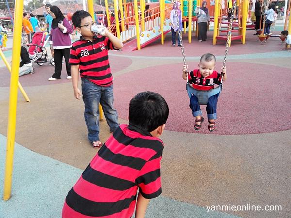 playground taman tasik titiwangsa