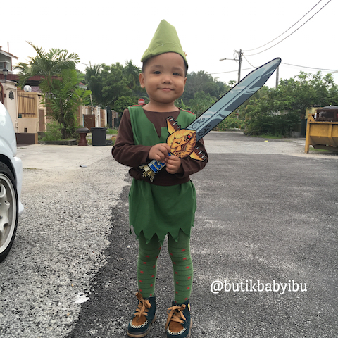 diy peter pan