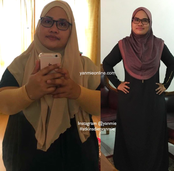 cara turunkan berat badan