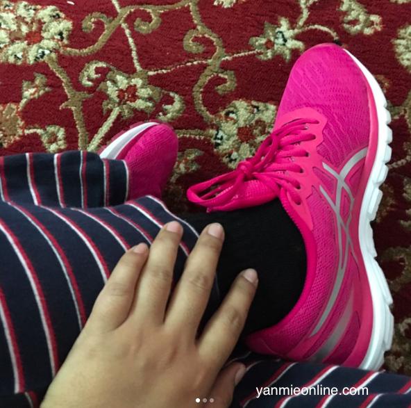 kasut sukan running