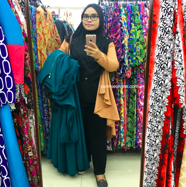 shopping di muaz klang