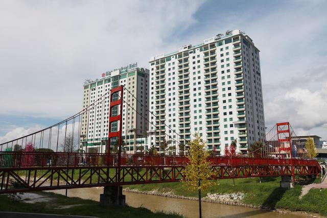 kinta riverfront hotel