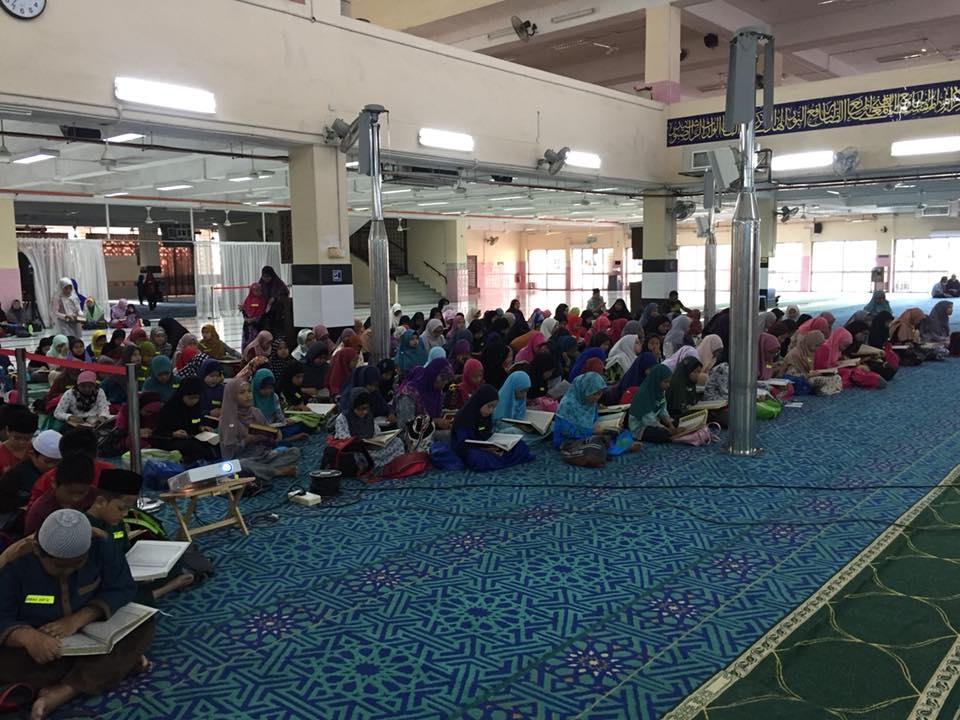 masjid jamek ar-rahimiah klang