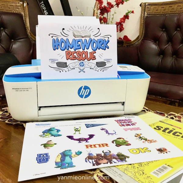 HP Deskjet Advantage 3775 All-In-One Printer